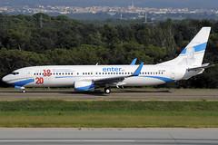 Enter Air (100 years of Independence) B737-8Q8 SP-ENX GRO 22/09/2018 (jordi757) Tags: airplanes avions nikon d300 gro lege girona costabrava boeing 737 boeing737 b737 b737800 enterair spenx