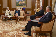 Secretary Pompeo in Pyongyang (U.S. Department of State) Tags: mikepompeo pyongyang dprk