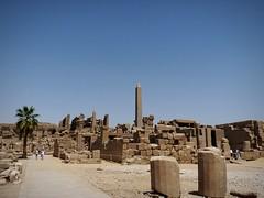 Egypt Louxor ruins backyard (alex_vxxd) Tags: egypt louxor ruins temple rocks stone sand sky