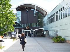 Stockholms universitetsbibliotek - Frescati (tgrauros) Tags: frescati stockholmuniversitylibrary stockholmsuniversitet stockholmsuniversitetsbibliotek