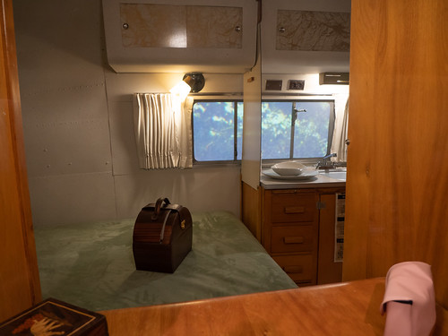 Airstream Camper Trailer - Route 66 Exhibit