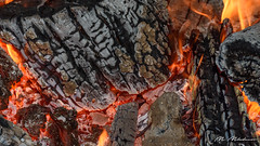 Burning heat (Milen Mladenov) Tags: 2018 abstract burn burning burningwood details fire fireplace flame heat nature red texture wood