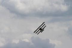 IMG_5176 (routemaster2217) Tags: clactononsea clactonairshow clactonairshow2018 airshow airdisplay aviation aircraft aeroplane bremontgreatwardisplayteam biplane triplane wwi worldwarone worldwar1 greatwar