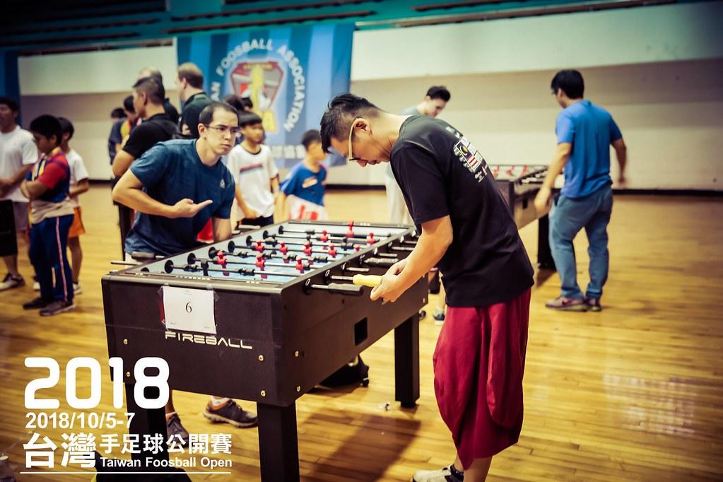 Taiwan Foosball Open 2018 International Table Soccer