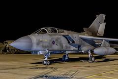 RAF Panavia Tornado GR4 (@toonaew) Tags: panavia tornado gr4 raf coningsby coap nightshoot