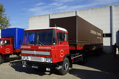DAF FA 2600 DK475 met kenteken BS-04-31 Lewiszong Transport tijdens de  Dag van Historisch Transport in Druten 14-10-2018 (marcelwijers) Tags: daf fa 2600 dk475 met kenteken bs0431 lewiszong transport tijdens de dag van historisch druten 14102018 lorrie lorries truck trucks lkw camion vrachtwagen vrachtauto dutch nederland niederlande netherlands pays bas gelderland