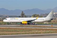 EC-MMH Airbus A.321-231SL Vueling Named Ryan's Well AGP 25-09-18 (PlanecrazyUK) Tags: lemg malaga–costadelsolairport malaga costadelsol ecmmh airbusa321231sl vuelingnamed ryans well agp 250918