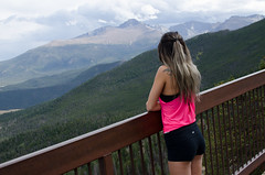 (pcasupreme) Tags: colorado rocky mountains view nature forest