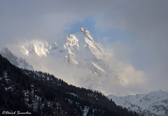 The Aiguille du Midi (Dave Snowdon (Wipeout Dave)) Tags: landscape lumixdmctz6 davidsnowdonphotography alps chamonix aiguilledumidi montblancmassif snow mountains hautesavoie rhônealpes