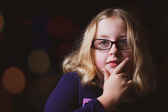 Bokeh texture (mike1637) Tags: color portrait family daughter person texture bokeh peanut fuji xt1