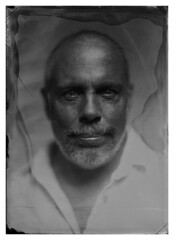 Stormiticus (Summicron20/20) Tags: wet plate collodion tintype agfa ansco 8x10 universal camera 5x7 back hermagis extra rapid portrait petzval no5 250mm f3