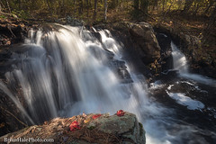 2-watermark-L (Brian M Hale) Tags: secret waterfall autumn leaves foliage long exposure breakthrough photography filters river stream rutland ma mass massachusetts outside outdoors nature new england newengland usa brian hale brianhalephoto