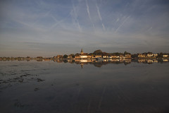 High Tide at Bosham (Peter Meade) Tags: petermeade petermeadephotography pjmeade bosham beautiful goldenhour risingtide hightide sussex chichester westsussex tidal inlet tidalinlet church chichesterharbour boats blueskies reflections peaceful morning early canoneos5dmarkiii canonef2470mmf4lisusm