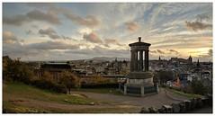 Calton Hill, Edinburgh (S.R.Murphy) Tags: panorama panoramic caltonhill edinburgh scotland googlepixel2