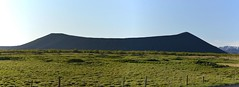 2018-06-06_DSC_0034_stitch (becklectic) Tags: 2018 europe hverfjall iceland myvatn volcaniccone volcano ringroad