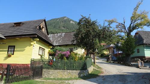 20180921-28 Vlkolínec » Village typique (XIV), UNESCO