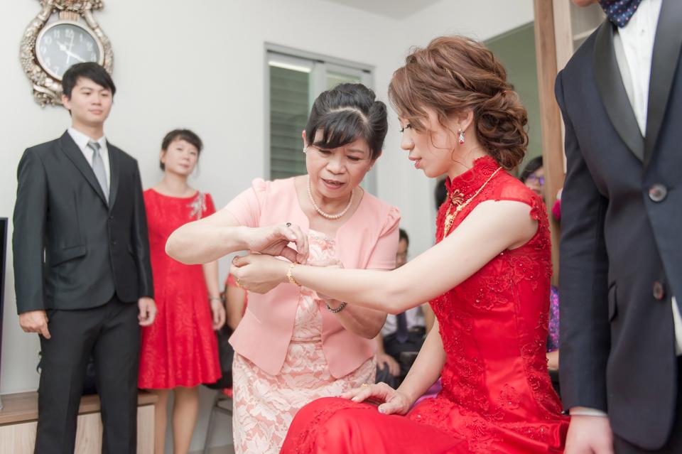 台南婚攝 海中寶料理餐廳 滿滿祝福的婚禮紀錄 W & H 062