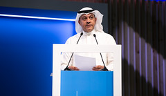 Policy Statements - ITU PP-18 (ITU Pictures) Tags: policy statements itu pp18 salim alozainah communication information technology regulatory authority kuwait