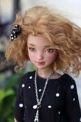 Youpladolls Ziya arrives! (dambuster01) Tags: youpladolls msd delicate tanned angel jointed artistdoll resin doll