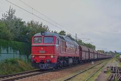 T679 1600 / České Budějovice / 22.9. 2018 (Jan Kahovec) Tags: train railroad vlaky t679 čsd sergej českébudějovice