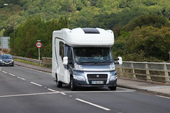 Mini RV (twm1340) Tags: 2018 scotland uk glencoe loch leven linnhe ballachulish bridge autotrail rv motorhome camper caravan
