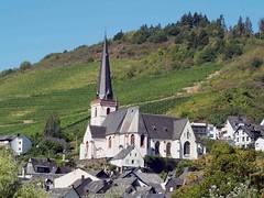 Klotten Village Church (saxonfenken) Tags: 3047rhine 3047 church smallchurch germany village perpetual gamewinner