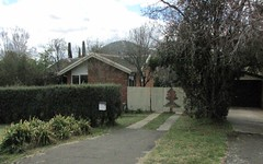 4 Elliott Street, Campbell ACT