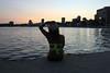 Magaluf (Eu_sou_Catherine) Tags: magaluf spain mallorca majorka mar agua azul polaca eu playa bikini cielo noche tarde kapelusz polka mujer ciudad inolvidable quierovolver