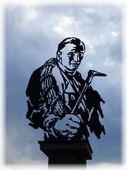 Paul Preuss Denkmal / Paul Preuss memorial (ursula.valtiner) Tags: denkmal memorial paul preuss bergsteiger alpinist mountaineer climber kletterer altaussee todestag dayofdeath salzkammergut steiermark styria österreich austria