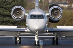 Gulfstream IV N448QS NetJets (Mark McEwan) Tags: gulfstreamaerospace gulfstream giv gulfstreamiv g450 n448qs netjets edi edinburghairport edinburgh aviation aircraft airplane bizjet