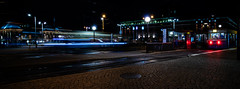 Gothenburg, September 13, 2018 (Ulf Bodin) Tags: tram autumn canonefm222stm sverige sweden outdoor panorama spårvagn nightphotography canoneosm3 gothenburg göteborg tramrail centralstationen trainstation centralstation drottningtorget höst urbanlife västragötalandslän se
