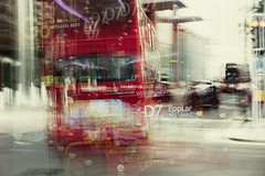 (Darryl Scot-Walker) Tags: londonstreetphotographers streetphotography street city urbanfragments multipleexposure traffic junction lights motion experimental