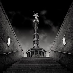 Berlin Victory Column (ArminFuchs) Tags: finesrt berlin column statue