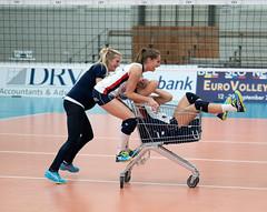 PA171441 (roel.ubels) Tags: sliedrecht sport topsport volleybal volleyball uvc holding graz cev champions league debasis