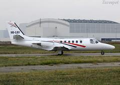 9H-LEO Cessna Citation (@Eurospot) Tags: cessna citation luxwing 9hleo lfbo toulouse blagnac