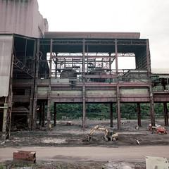 Weirton Steel #2K (rpantaleo) Tags: weirton weirtonsteel westvirginia us kodak hasselblad rustbelt