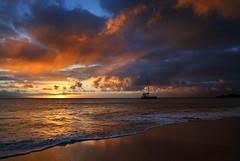 Canon EOS R and a Maui Sunset (Bryan Carnathan) Tags: lahaina maui hawaii beach sunset sailboat pacific ocean canonusa canon eosr r