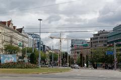 Vienna, Austria (wildhareuk) Tags: canon canoneos500d car crane road tamron18270mm austria grass tamron vienna vienna2018 img8518dxo