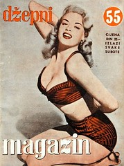 Jayne Mansfield - Džepni Magazin (poedie1984) Tags: jayne mansfield vera palmer blonde old hollywood bombshell vintage babe pin up actress beautiful model beauty hot girl woman classic sex symbol movie movies star glamour girls icon sexy cute body bomb 50s 60s famous film kino celebrities pink rose filmstar filmster diva superstar amazing wonderful photo picture american love goddess mannequin black white mooi tribute blond sweater cine cinema screen gorgeous legendary iconic džepni magazin dzepni magazine covers color colors
