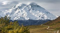 Denali, 20,310 feet (6,190 meters) (funtor) Tags: mountain denali np hiking landscape usa color light peak alaska snow ice cloud canon 5d