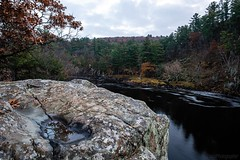 Border of Minnesota and Wisconsin. (Vasil1978) Tags: evening forest reflection pothole rocks river outdoor landscape minnesota nature ngc