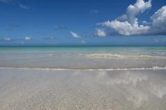 Varadero (Sean Sweeney, UK) Tags: nikon dslr d750 varadero cuba caribbean island iberostar hotel view travel photography photo beach sea clouds reflection reflections sand blue cloud sky