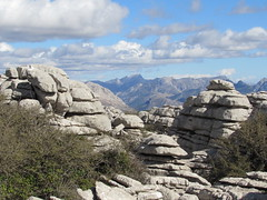 IMG_8466 (Rev Paul O'Connor) Tags: antequera torcal mountain limestone rock