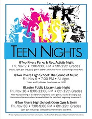 Two Rivers Teen Nights (Lester Public Library) Tags: 365libs lesterpubliclibrary librariesandlibrarians lpl library lesterpubliclibrarytworiverswisconsin libraries libslibs libraryprogram programs libraryprograms teens teenslpl teensinyourlibrary teen teenprograms teenlatenight tworiverswisconsin parksandrecreationtworivers highschoolstudents tworiversschooldistrict publiclibrary publiclibraries wisconsinlibraries readdiscoverconnectenrich