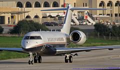 9H-ASB LMML 11-11-2018 TAG Aviation (Malta) Bombardier BD-700-1A11 Global 5000 CN 9273 (Burmarrad (Mark) Camenzuli Thank you for the 14) Tags: 9hasb lmml 11112018 tag aviation malta bombardier bd7001a11 global 5000 cn 9273