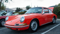 Porsche 912 (mjhbower) Tags: carsandcoffeemalibu carscoffee steelies carsandcoffee malibu