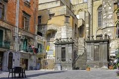 Centre historique de Naples (nietsab) Tags: bleu