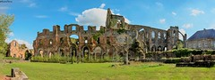 abbaye  l'aulne. (musette thierry) Tags: abbaye belgique musette thierry d800 panorama architecture vieux daulne thuin batiment ruine photographie falowme hainaut site visite