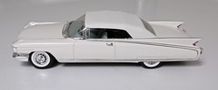 1960 Cadillac Eldorado Biarritz (Jeffcad) Tags: cadillac car 1960 eldorado biarritz 125 scale model models fins resin kit