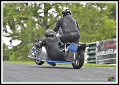 Steve Gagg   Sylvia Hase (7) (nowboy8) Tags: nikon nikond7200 vmcc cadwell cadwellpark bhr lincolnshire 300918 vintage classic wolds motorcycle